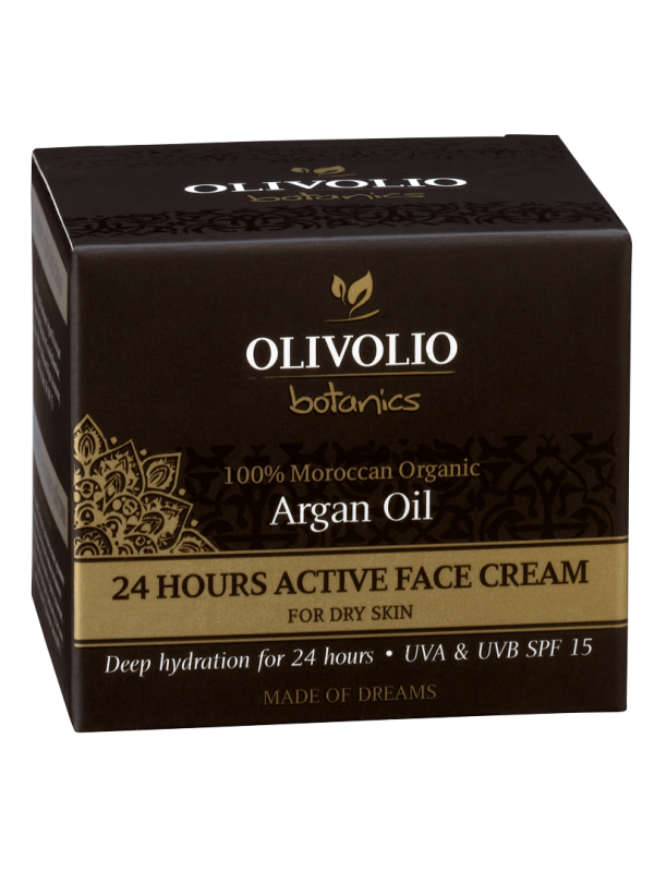 779a34340a5 Argaaniaõliga 24h niisutav näokreem Olivolio Botanics 50 ml ...