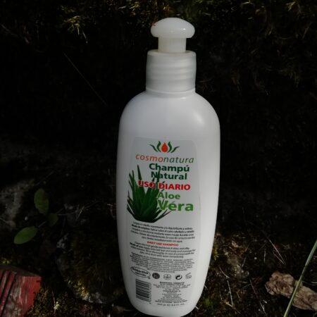 aloe vera šampoon