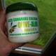 Aloe vera mahla ja oliiviõliga kreem