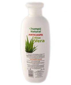 Aloe Vera mahlaga šampoon rasvastele juustele