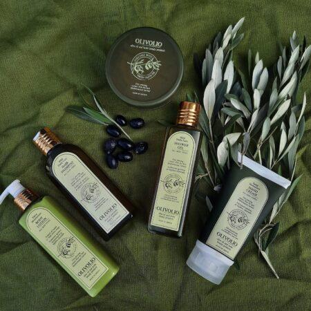 Olivolio kосметика с оливковым маслом первого отжима