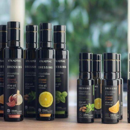 Kyklopas (Kreeka) tooted oliividest